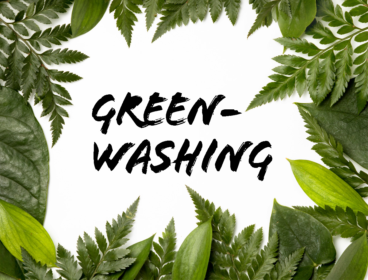 Don't Fall For Greenwashing!