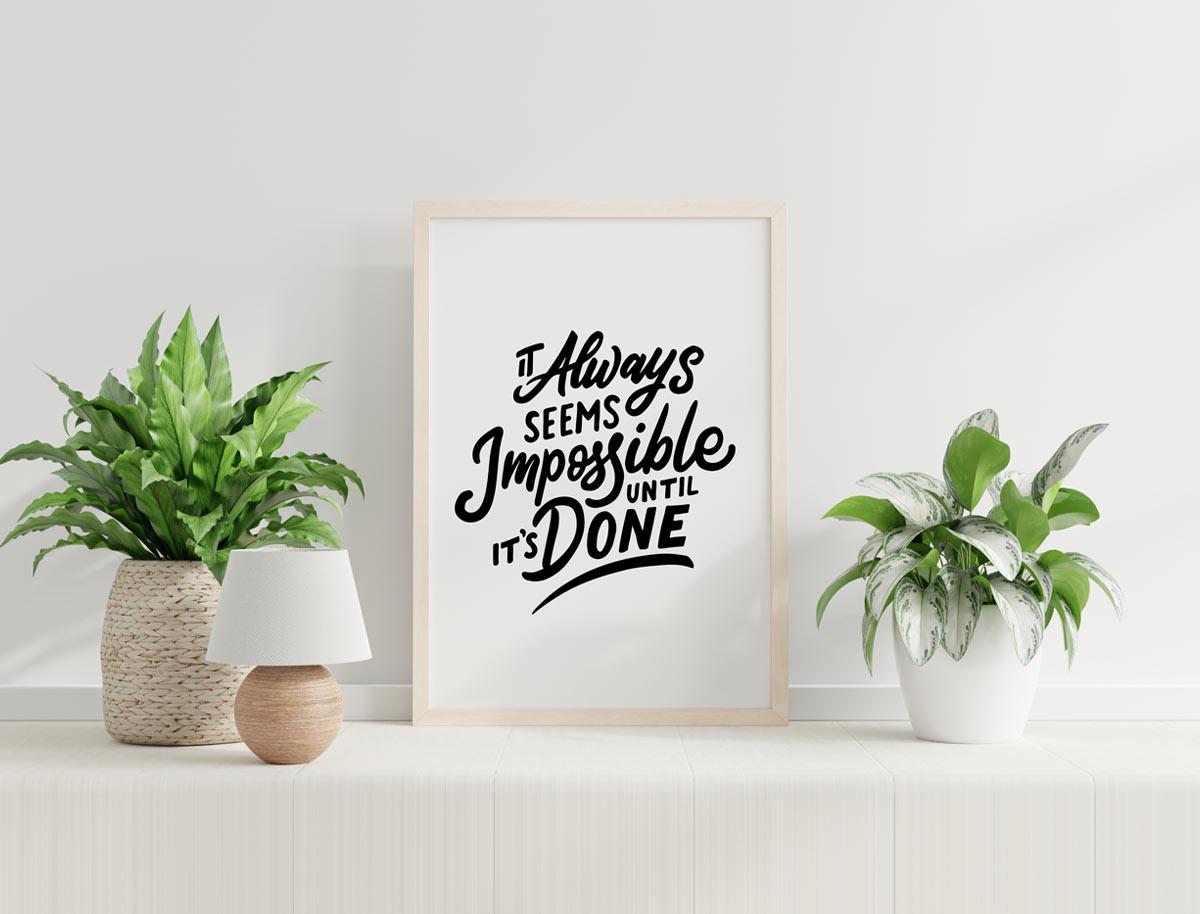How I Find Inspiration