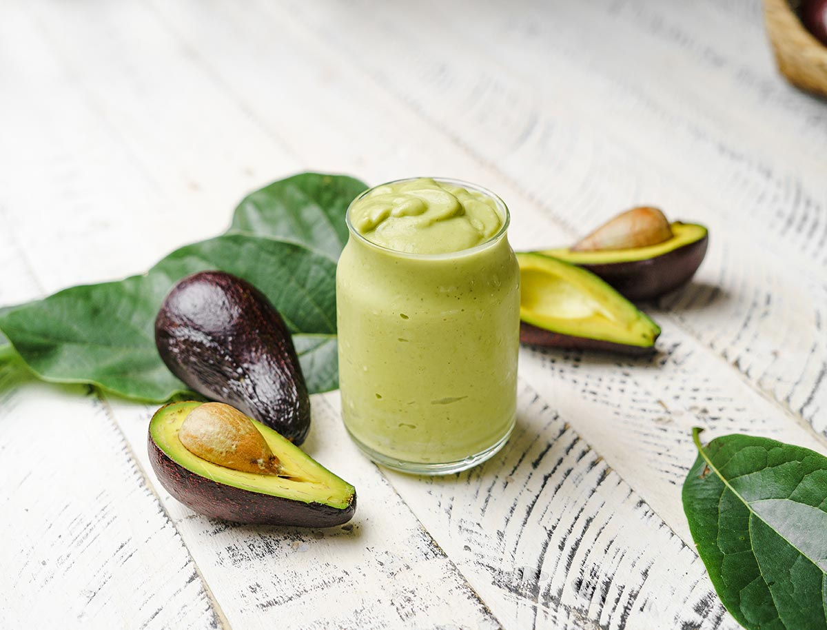 The Avocado Smoothie I Can't Live Without!
