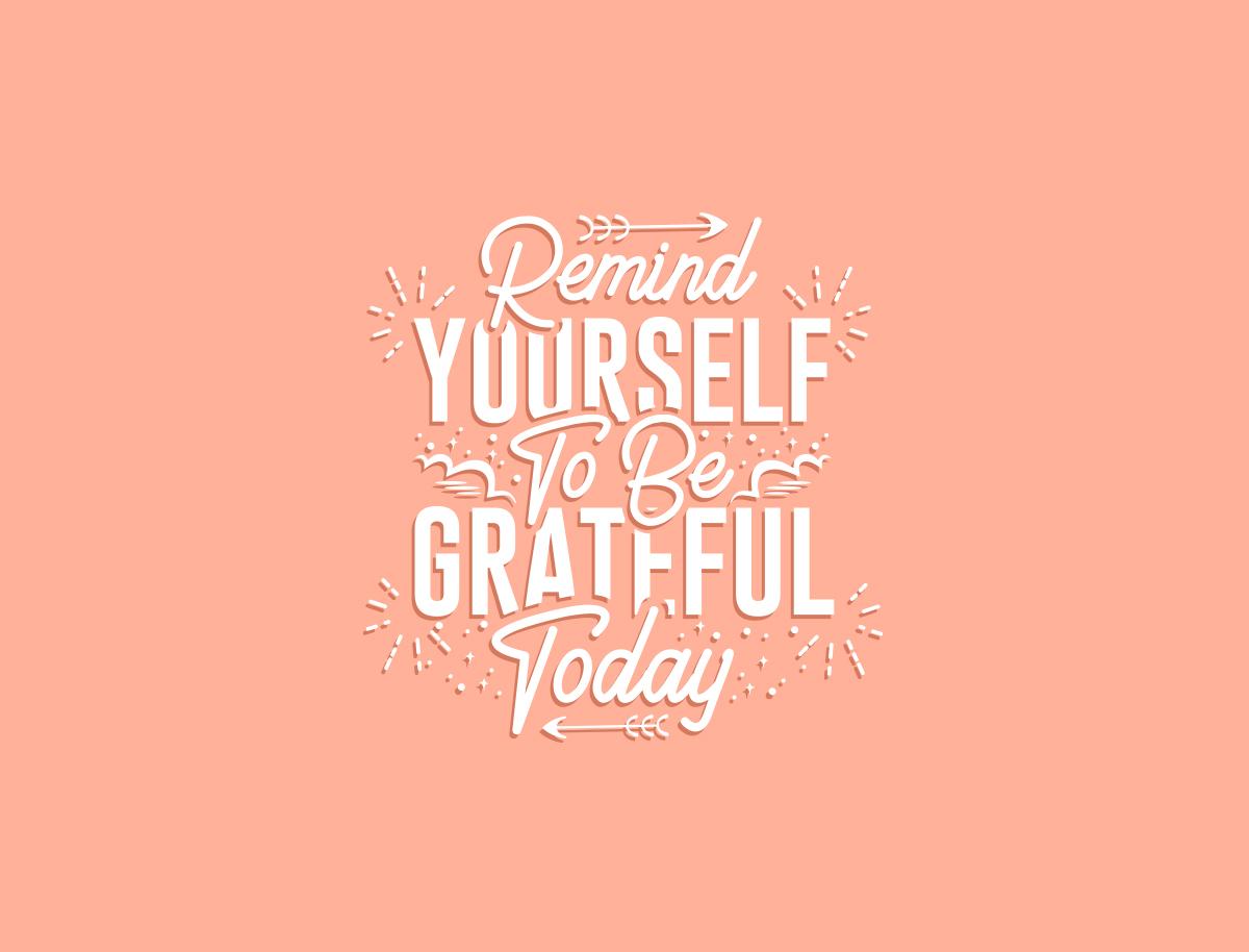 Heather's 30-Day Gratitude Challenge! Let's Go!