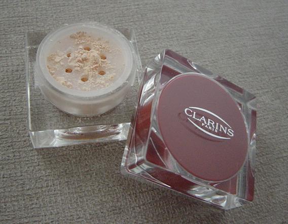 Clarins loose powder2