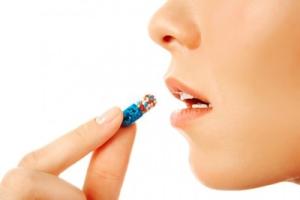 Прием содержащих железо препаратов вкритические дни эффективнее