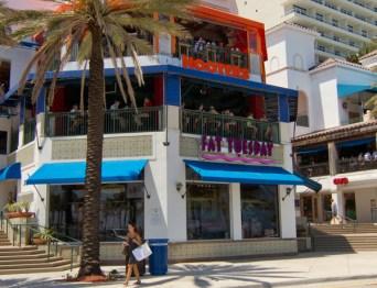 Beach Place plaza Fort Lauderdale Beach
