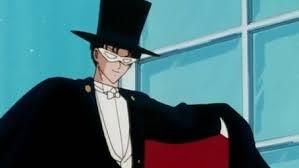 【悲報】セーラームーンのタキシード仮面、ヤバすぎるwwwwwwww