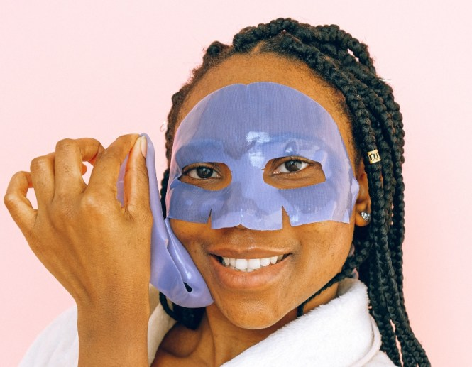 Why do face masks tingle