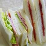 【お弁当】カンタン!失敗しない基本の定番サンドイッチのレシピ
