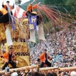 圧巻の迫力!2017年岸和田だんじり祭りの日程や交通アクセスなど