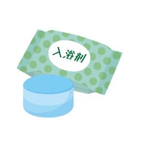 乾燥肌対策 入浴剤