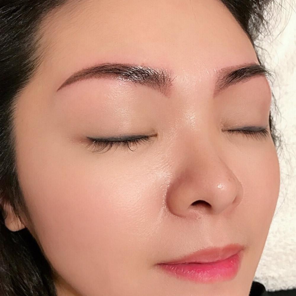紋繡-產後眉毛稀疏透過紋繡眉讓兩寶媽輕鬆美麗 - beautyline.com.tw