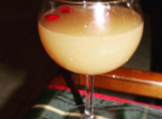 Rosatini Cocktail Recipe
