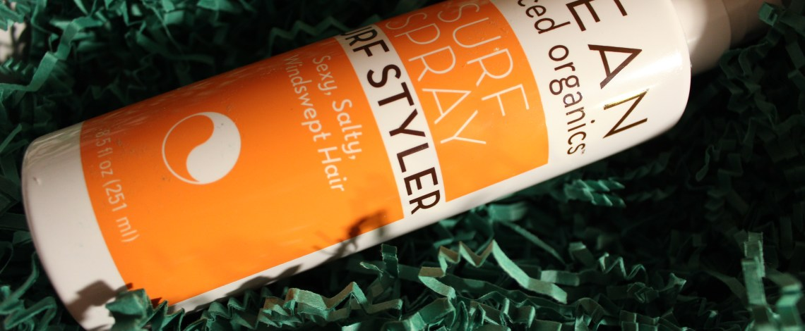 Clean Enhanced Organics™ Surf Spray Surf Styler