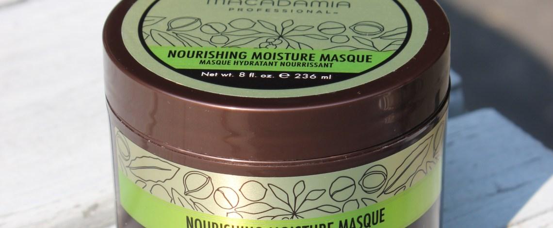 Macadamia Professional's Nourishing Moisture Masque