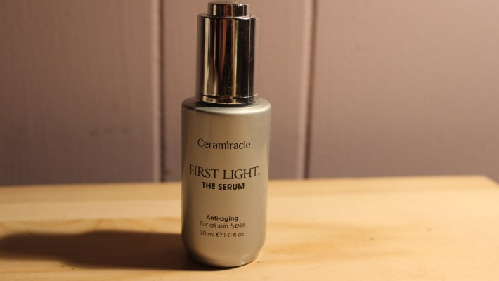 Baby Soft Skin is Possible with FIRST LIGHT the Serum from Ceramiracle!