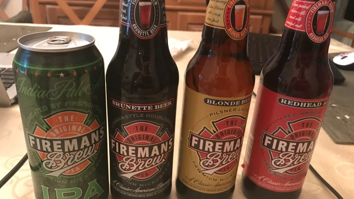 Saving the World with Fireman's Brew