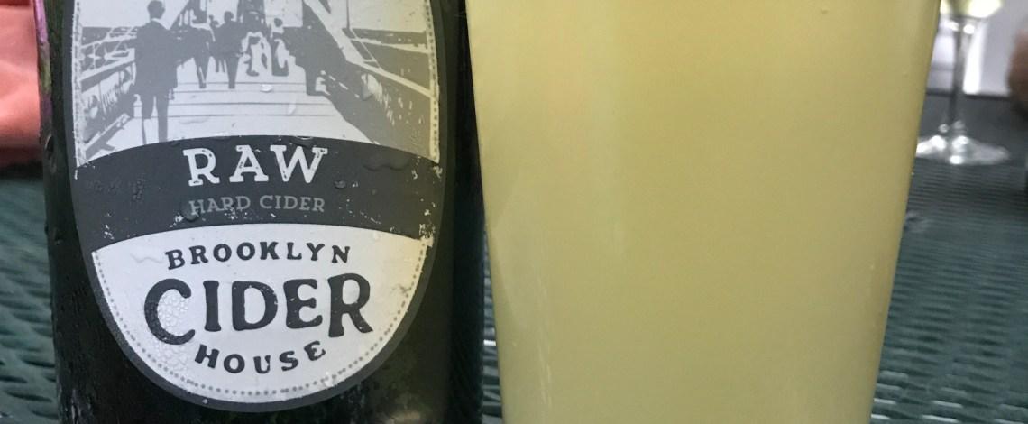 Brooklyn Raw Hard Cider