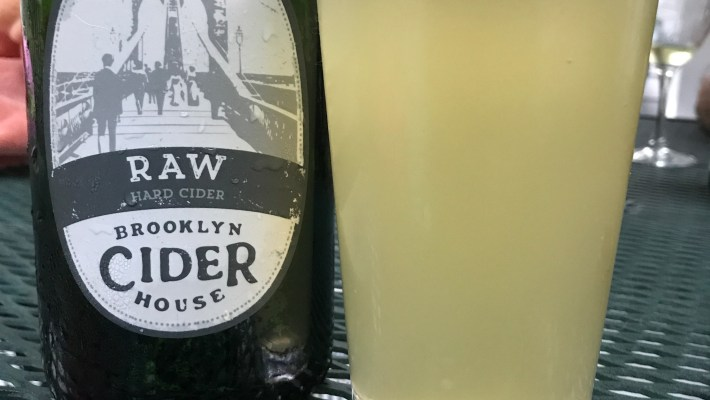 Brooklyn Raw Hard Cider