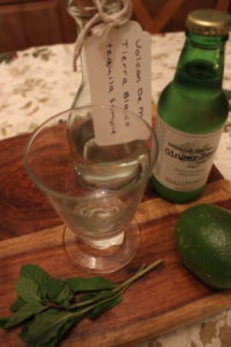 The Mexican Moscow Mule Recipe