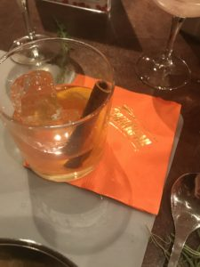 Holiday Rum Old-Fashioned with Mount Gay Rum