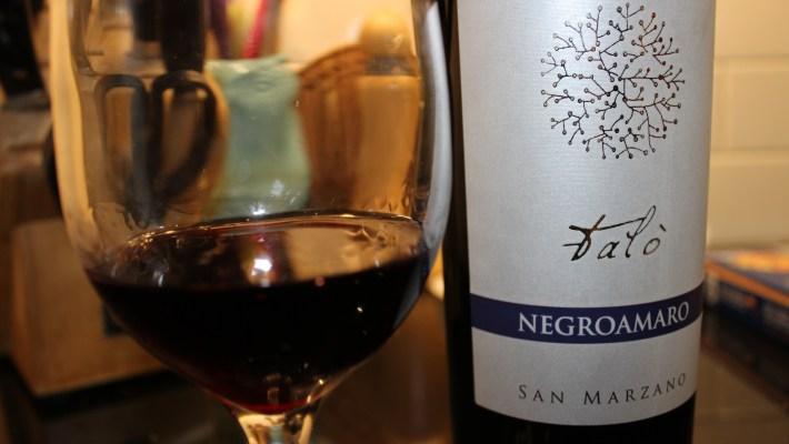 San Marzano Talò Negroamaro 2017 Wine