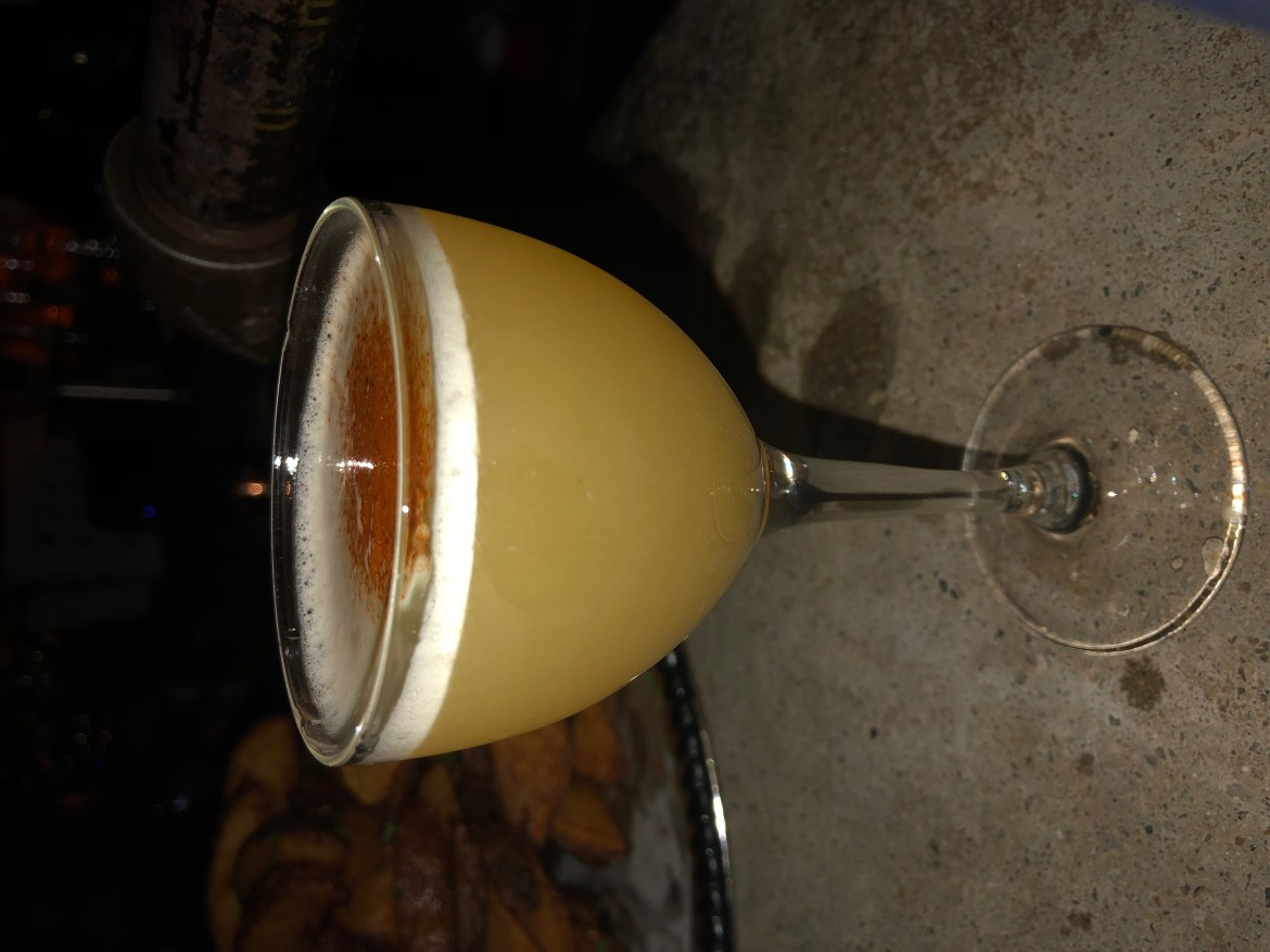 """The Bawnmore"" cocktail"