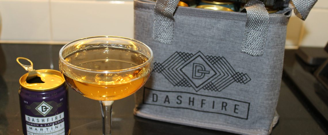 Dashfire Cocktails
