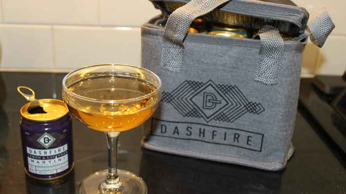 Dashfire Cocktails