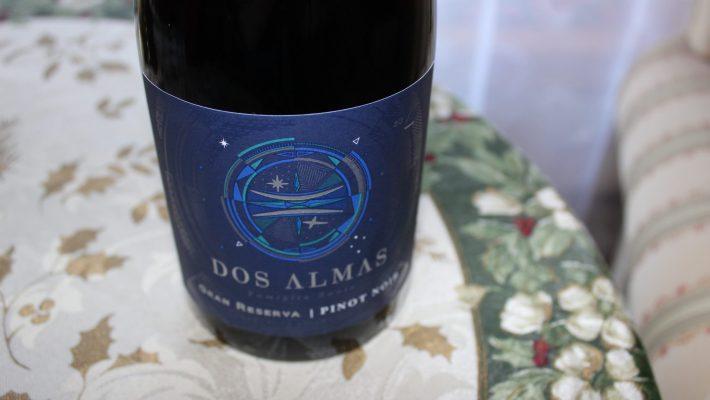 2015 Dos Almas Pinot Noir Gran Reserva
