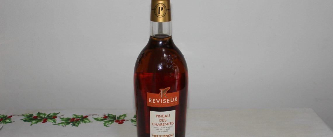 Reviseur Pineau des Charentes Vieux Pineau