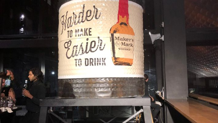 Maker's Mark Essex Market Takeover!
