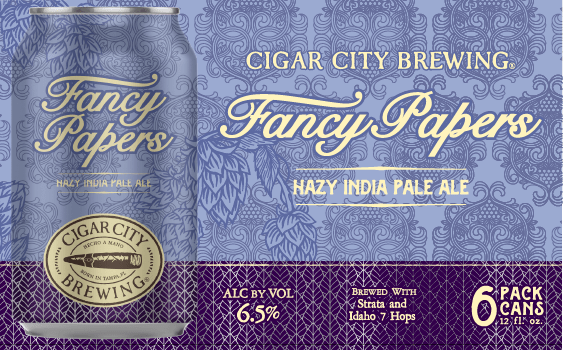 Fancy Papers Hazy IPA