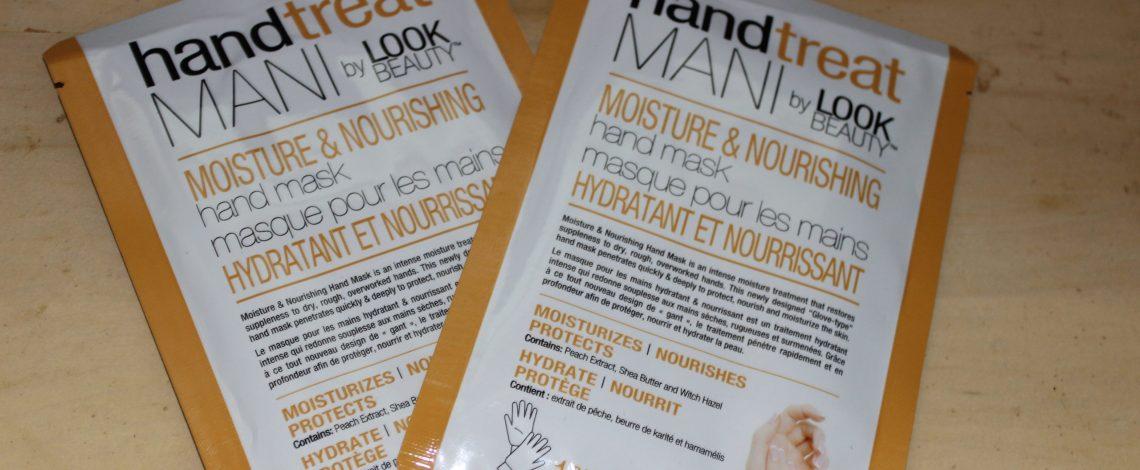 MasqueBar's Moisture & Nourishing Hand Mask