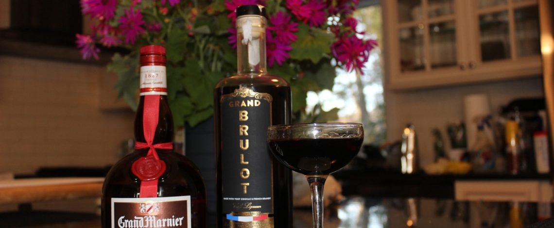 Grand Brulot Coffee Martini