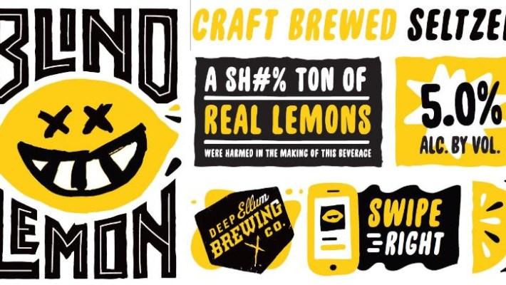 Deep Ellum Brewing Co.'s Blind Lemon