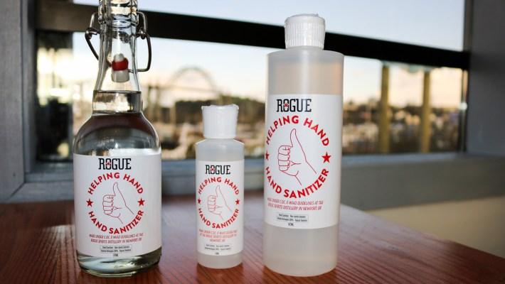 Rogue Sanitizer