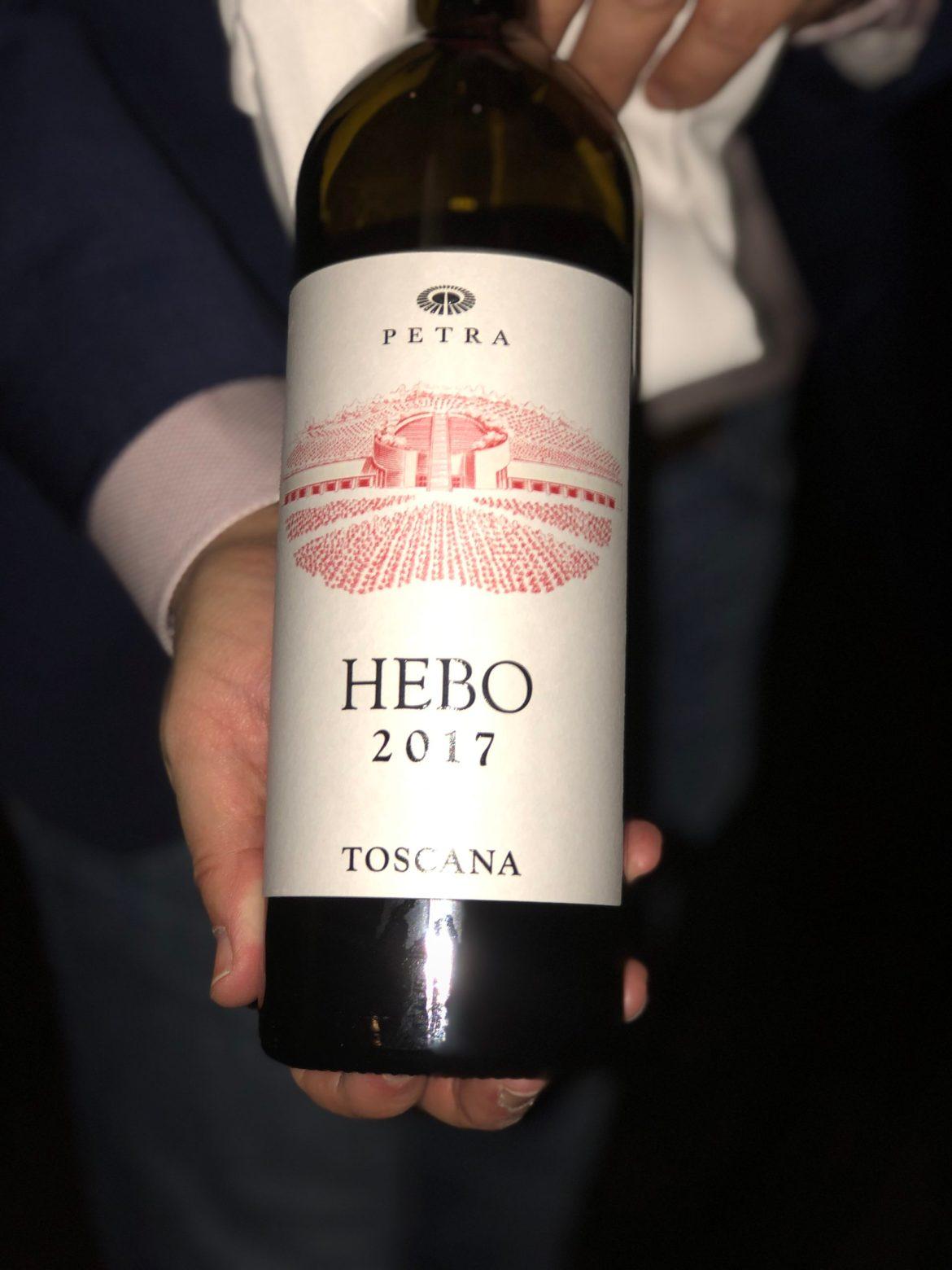 Petra Hebo Toscana 2017