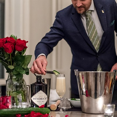 "Hendrick's Gin Announces ""Pour It Forward"" Campaign"