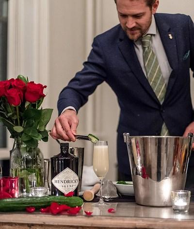 "Hendrick's Gin Announces ""Pour It Forward"" Campaign"
