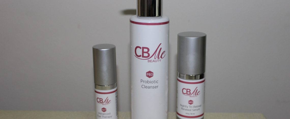 Denise Richard's new skincare line, CB Me Beauty