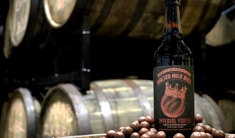 Perrin Brewing Company Releases Malted Milk Ball Imperial Porter & Anniversary Amber Ale