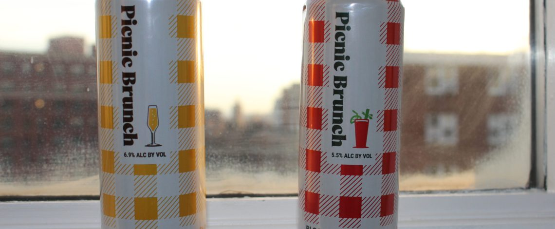 Picnic Brunch Launches Canned Mimosa and Bloody Mary