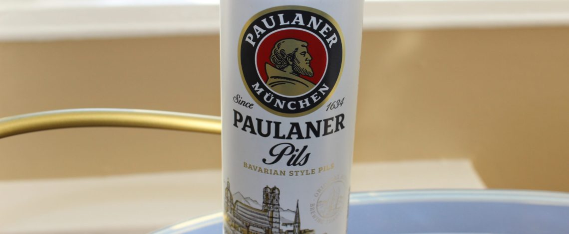 USA has brought back the Paulaner Pilsner