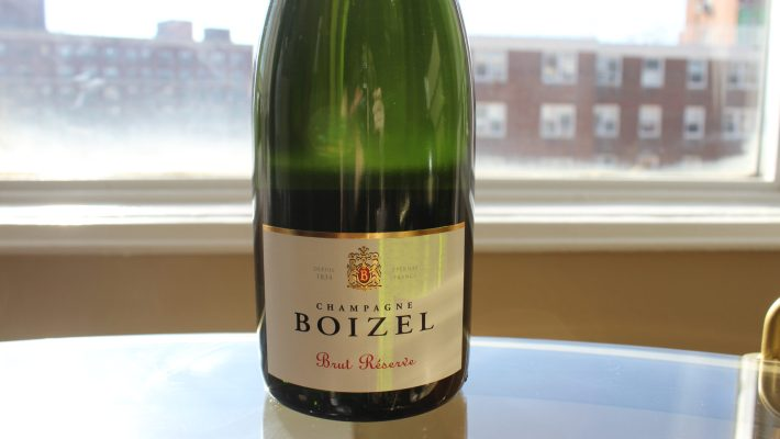 Champagne Boizel Brut Réserve NV
