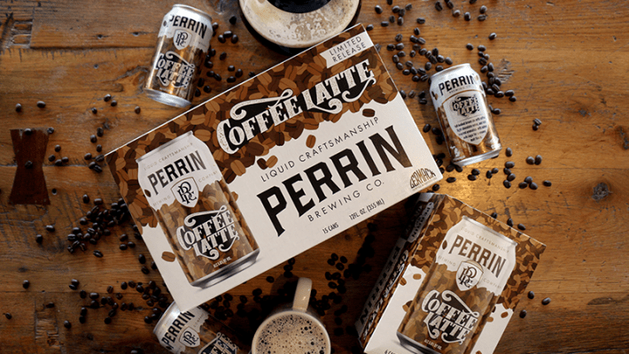 Perrin Brewing Company's Coffee Latte Brown Ale Returns