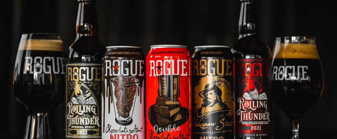 Rogue Ales & Spirits Releases New Stouts to Warm Up with This Winter
