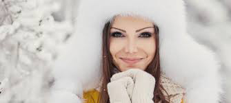 How to protect your skin in winter cold weather..?