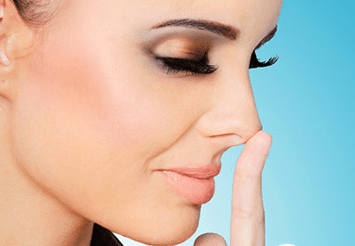 How to reduce nose with makeup