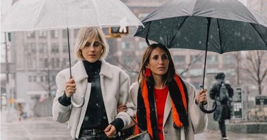 How to dress stylishly on rainy days