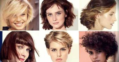 The new trends in Summer Hairstyles