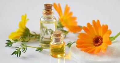 Homemade Calendula cream for natural beauty