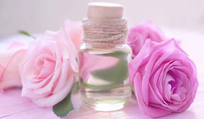 Why Rose water good for skin and hair